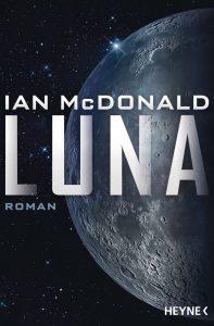 Cover: Ian McDonald: Luna