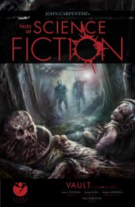 Cover: John Carpenter's Science Fiction 01 - Vault