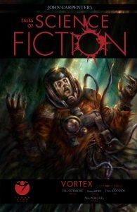 Cover: John Carpenter's Science Fiction 02 - Vortex