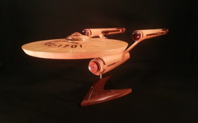 Michael Kretschmer: Wooden Enterprise
