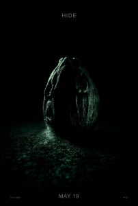 Poster: Alien: Covenant - Egg