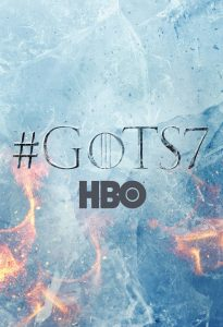Poster: Game of Thrones - Season 07