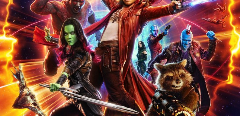 [TRAILER]: Guardians of the Galaxy 2 (quietschbunter Nonsens)