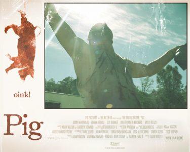 Poster: Pig (Lobby Card)