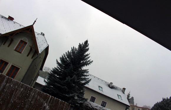 [SELBST]: Ein Morgen voller Schnee