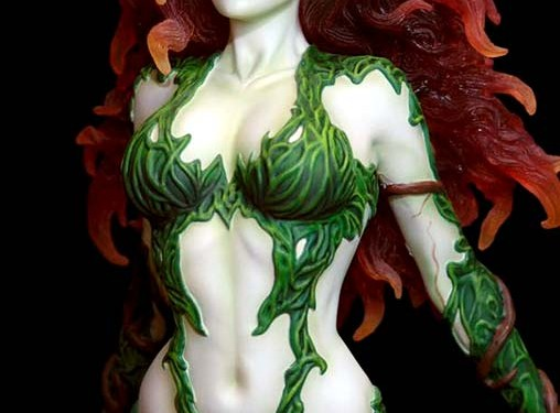 [COOL SHIT]: Luis Royo: Poison Ivy