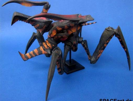 [COOL SHIT]: Starship Troopers – Bug Bausatz