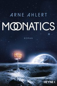 Cover: Ahler - Moonatics