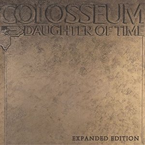 Cover CD: Colosseum - Daughter of Time