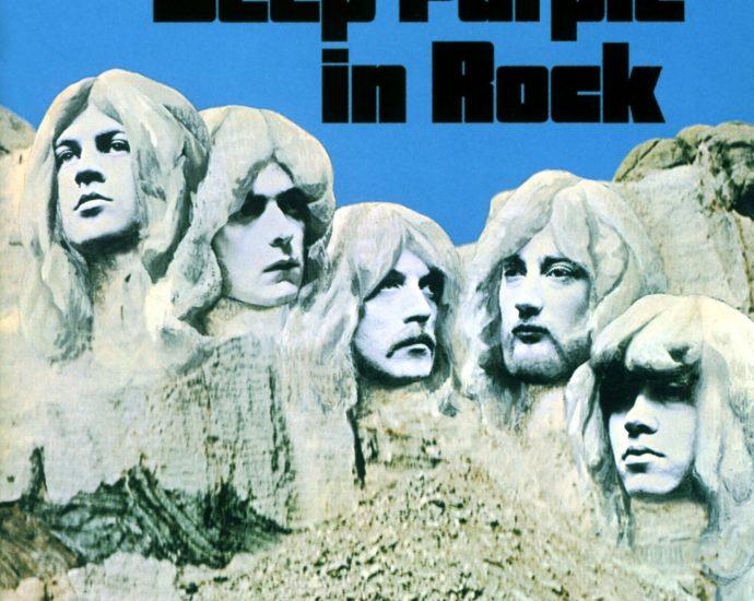 CD-Cover: Deep-Purple: In Rock
