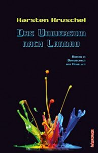 Cover: Kruschel - Universum nach Landau