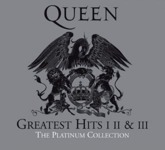 Cover: Queen - Greatest Hits Platinum Coll.