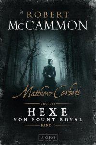 Cover: Robert McCammon: Matthew Corbett, Bd. 1, Teil 1