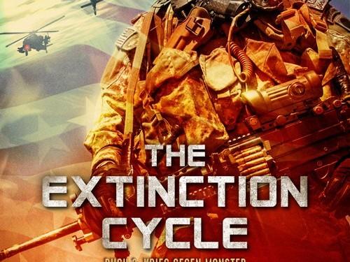 [REZENSION]: Nicholas Sansbury Smith: Extinction Cycle 3: Krieg gegen Monster