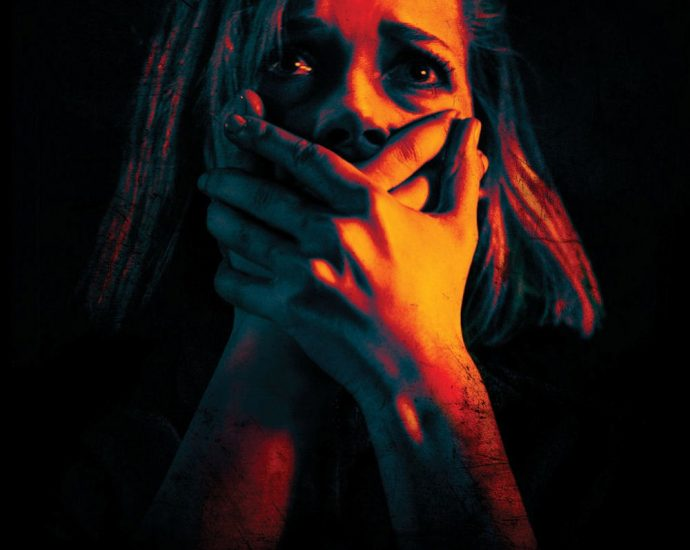 Poster: Don't Breathe