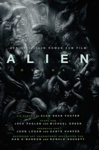 Cover: Alien Covenant, Alan Dean Foster