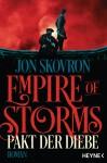 Cover: Jon Skovron - Pakt der Diebe