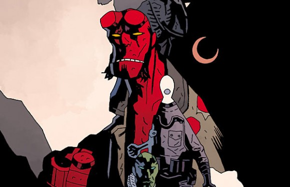 [COMIC/FILM NEWS]: Hellboy Reboot? WTF?