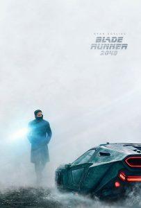Poster: Blade Runner 2049 - K.