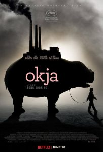 Poster: Okja