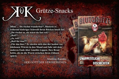 Leseprobe Blutgrütze 4 - Matthias Ramtke