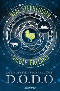 Cover Goldmann: Neal Stephenson: Aufstieg und Fall des DODO