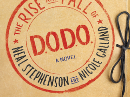 [NEUERSCHEINUNG]: Neal Stephenson: The Rise and Fall of D.O.D.O.