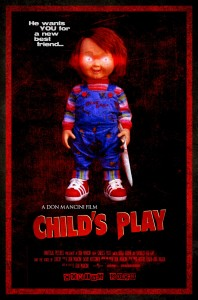 Poster: Child's Play 1