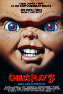 Poster: Child's Play 3