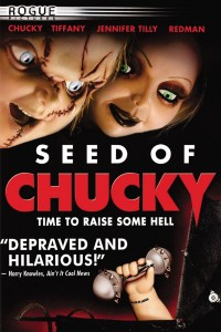 Poster: Seed of Chucky