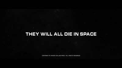 Screenshot: They will all die in Space