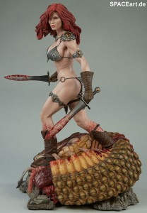 Red Sonja She-Devil with a Sword
