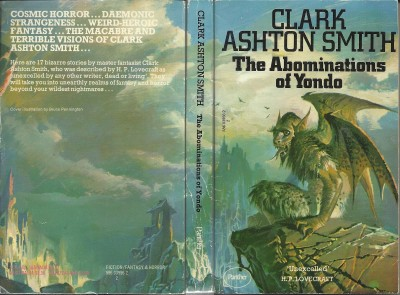 Cover: CAS: Abominations Yondo