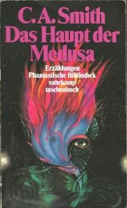 Cover: CAS: Das Haupt der Medusa
