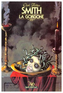 Cover: CAS: La Gorgone