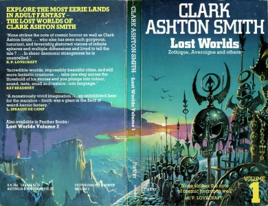 Cover: CAS: Lost Worlds 1