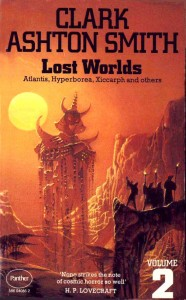 Cover: CAS: Lost Worlds 2