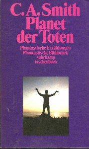 Cover: Planet der Toten