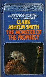 Cover: CAS: Monster Prophecy