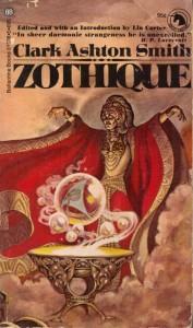 Cover: CAS: Zothique