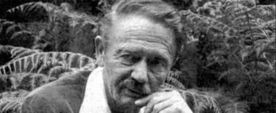 Header - Photo Ausschnitt: Clark Ashton Smith 1958