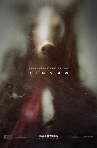 Poster: Jigsaw (Saw 8)