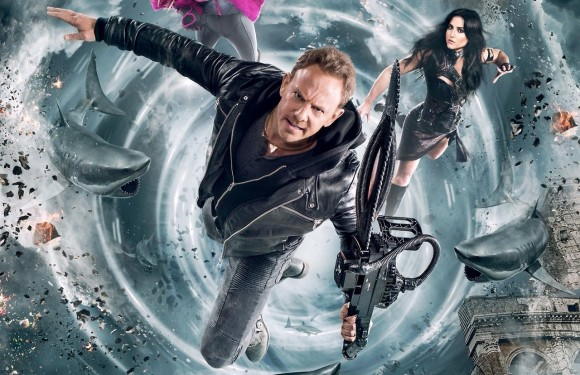[TRAILER]: Sharknado 5: Global Swarming