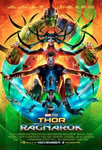 Movie Poster: Thro: Ragnarok