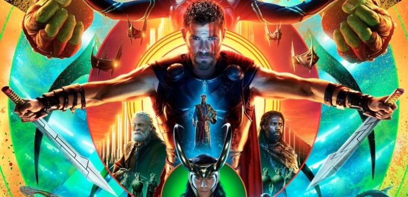 [TRAILER]: Thor: Ragnarok, official
