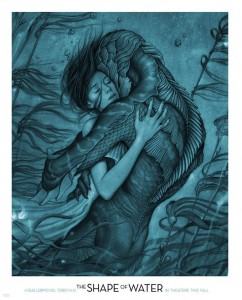 Poster: The Shape of Water - Artwork