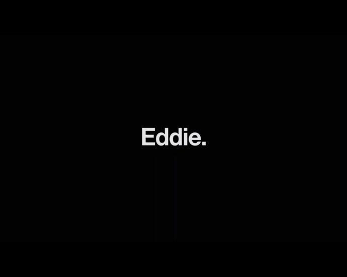 Screenshot: Eddie