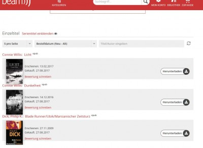 Beam Shop Screenshot 05