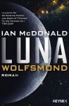 Cover: Ian McDonald: Luna: Wolfsmond