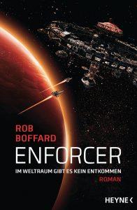 Cover: Rob Boffard: Enforcer